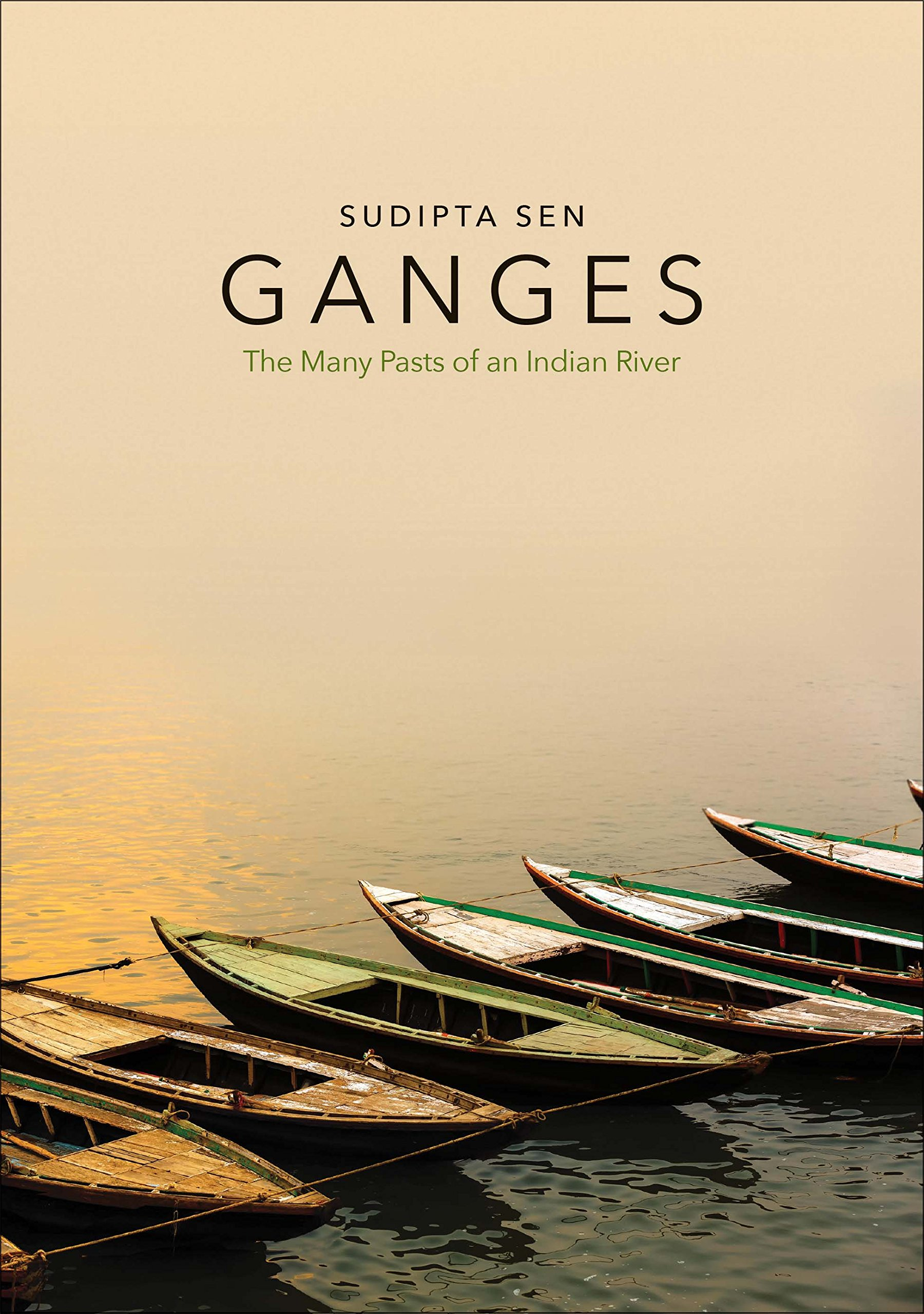 Book cover for Ganges