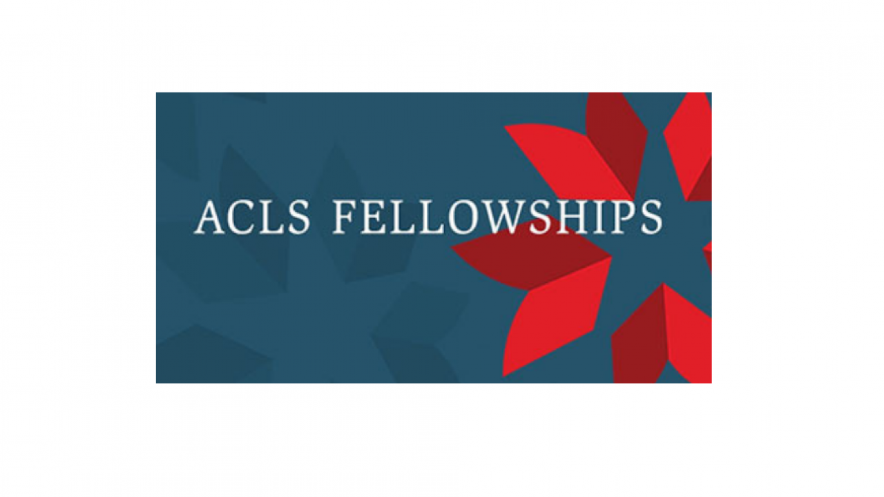 ACLS public fellows