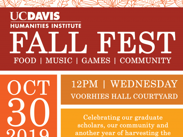 Fall Fest Poster Image