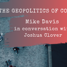 Geopolitics of COVID19