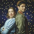 Katie Halls and Nate Challis in Peter and the Starcatcher, photo by Justin Han, copyright UC Regents